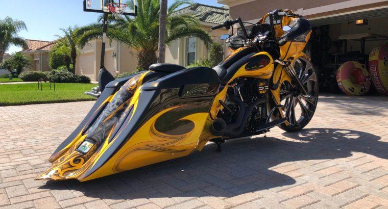 2012 Harley Davidson Road Glide