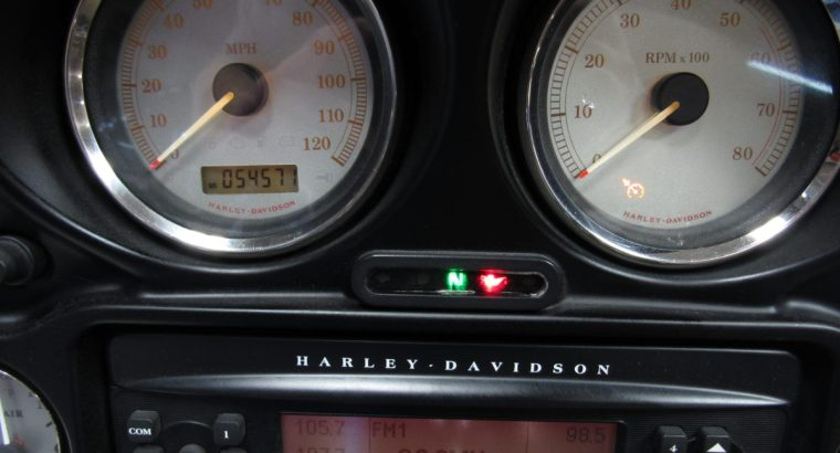 2007 Used Harley Davidson Street Glide U3974