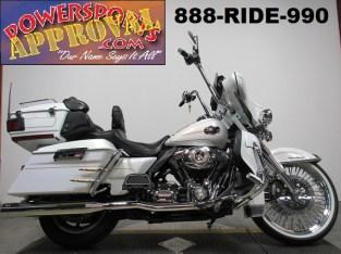 2008 Used Harley Davidson Electra Glide U4345
