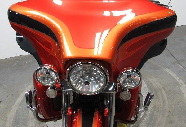 2013 Used Harley Davidson Electra Glide CVO U5022