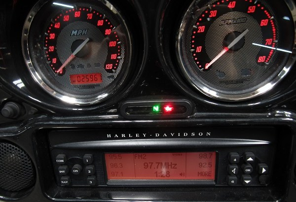 2012 Used Harley-Davidson Street Glide U4970