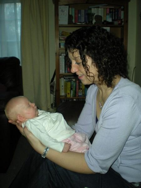 Auntie Mary and Éowyn