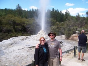 Lady Knox Geyser and us