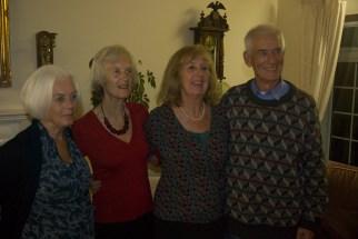 Grandpa Badger's children