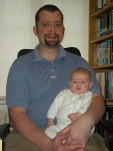 Daddy and Amélie