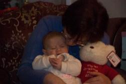 Nanny Fran and Amélie