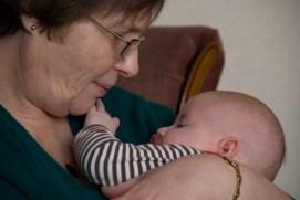 Nanny Fran squeeze