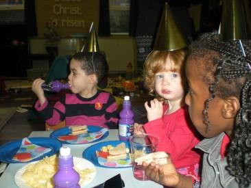 Alexander's party