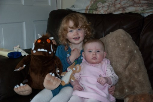 Sisters and the Gruffalo