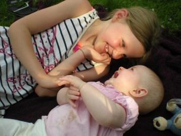 Maddie and Amélie