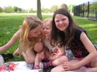 Lauren, Maddie and Éowyn