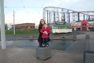 The Big One, a tram and us