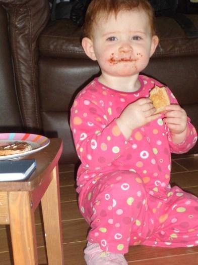 I like toast!