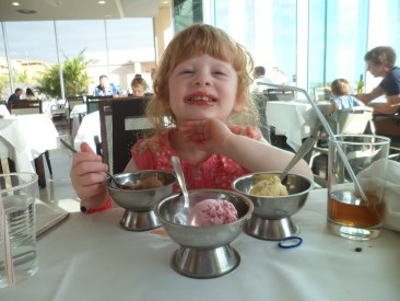You can't have too many ice creams