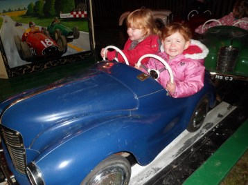 Racing Car number nine