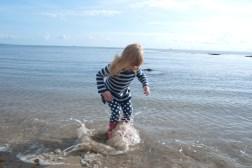 And Splash!