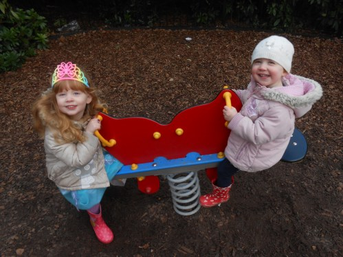 On the seesaw