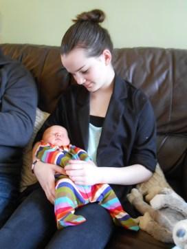 Megan and Ezra