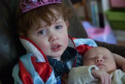 Snow White and Ezra