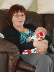 Nanny Fran and Ezra