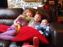 The Bagnall kids