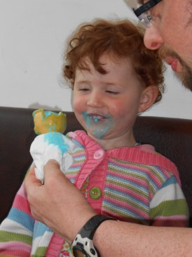 I like my ice cream