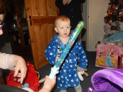 Is it a lightsabre?