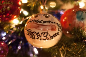 Daddy Bauble