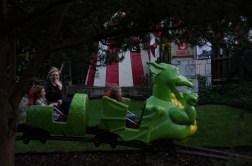 The dragon ride
