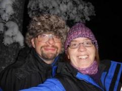 Arctic selfie