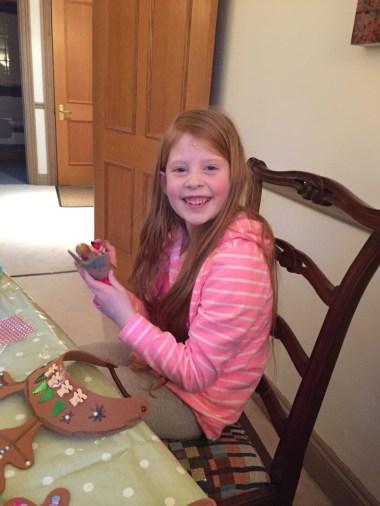 Éowyn crafting