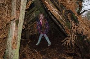 Éowyn in the den