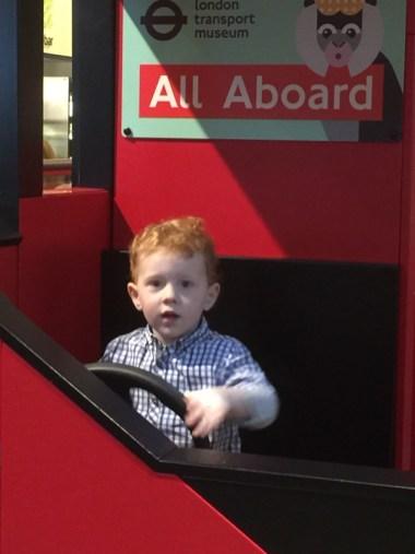 Bus Driver Ezra