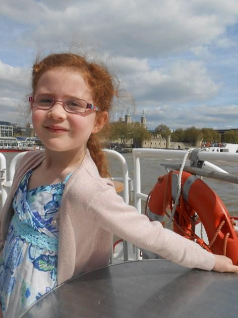 Amélie on the Thames