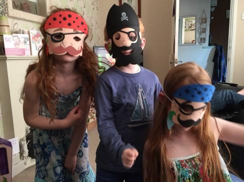 Pirates Baguettes!