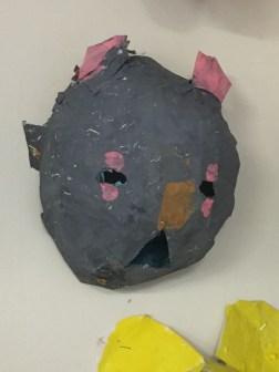 Amélie's Guinea Pig Mask
