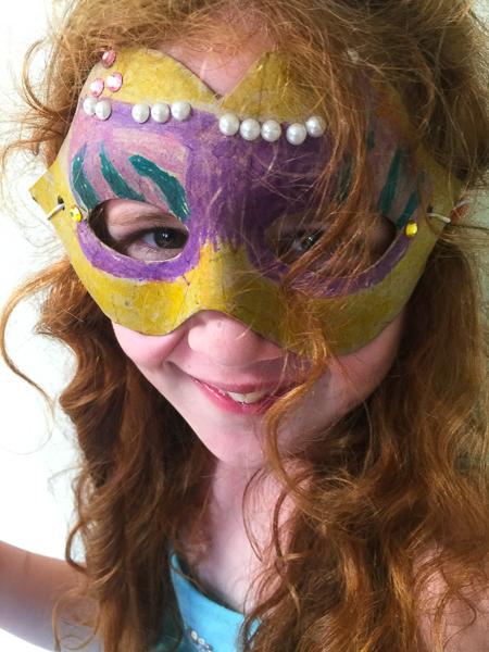 A masked Amélie
