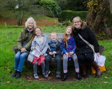Nanny and her descendants