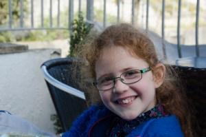 Smiling Amélie
