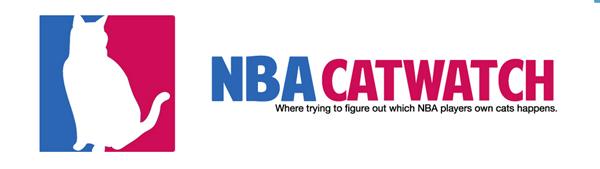 NBA Catwatch Is a Cat Humor Website