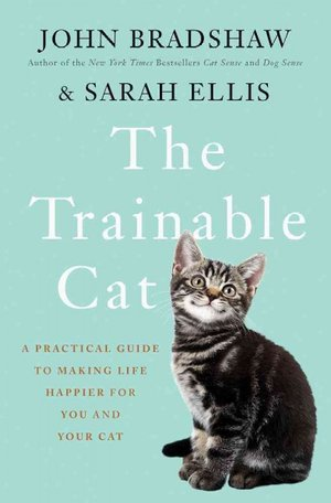 A Human Says Cats Can Be Trained