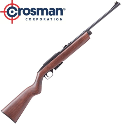 Crosman 1077 CO2 Repeating Air Rifle with Wood Stock