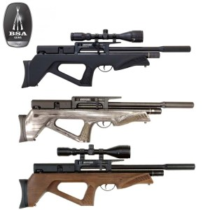 BSA R10 SE PCP Air Rifle - Bagnall and Kirkwood