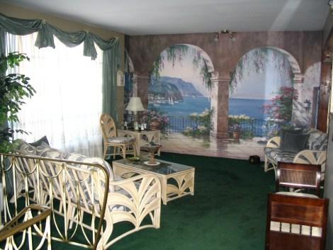 Sitting Room / Salon