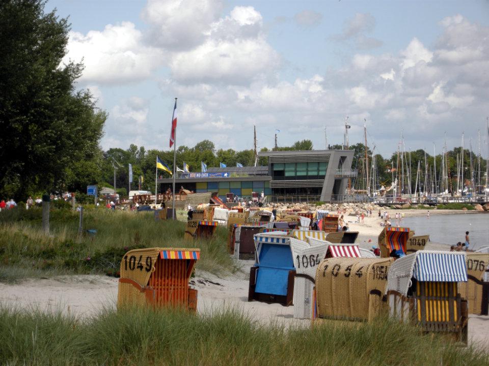 Ostsee Info-Center Eckernförde