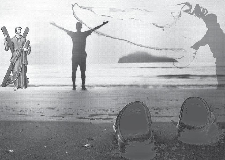 Der Junge und das Meer 5/5, Johnny Carlsen, Bornholm, Dänemark