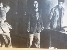 Prisoners being interrogated Sant'Anna Di Stazzema