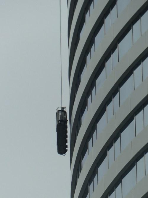 Hong Kong window cleaners
