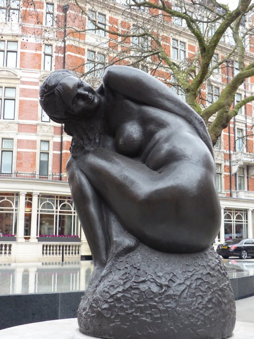Sculpture at the Conaught
