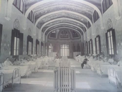 Santa Pau Art Nouveau
